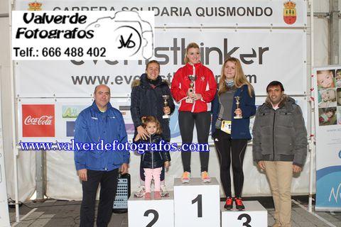 I CARRERA SOLIDARIA QUISMONDO 2014