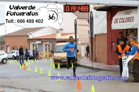 Solidaria Quismondo 2014 (primera vuelta 10 Km)