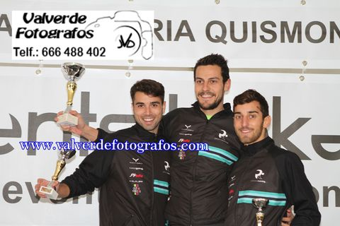 Solidaria Quismondo 2014 (entrega de trofeos)